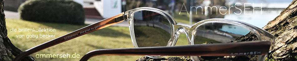 AmmerSEH — Brillenkollektion von Gaby Becker
