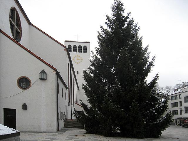 St. Maria, Starnberg